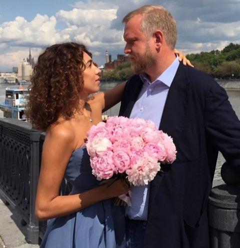 Вторая жена Сергея Капкова беременна