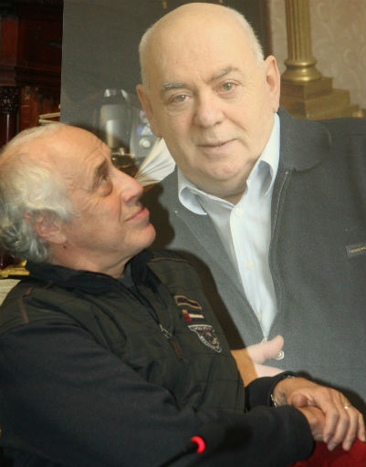 Актер Сергей Мигицко считает Равиковича выдающимся актером