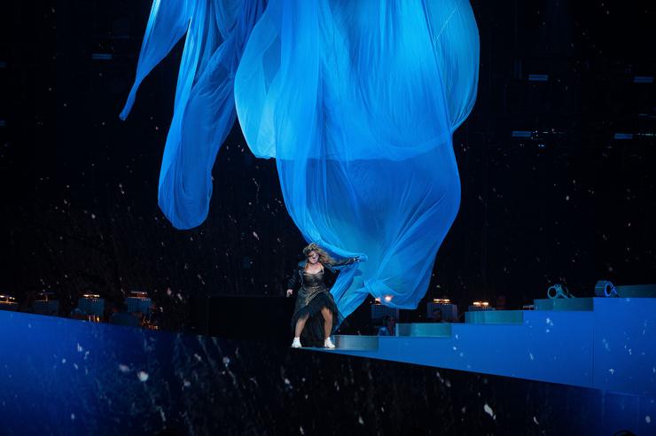 Анита мечтала об этом концерте с февраля