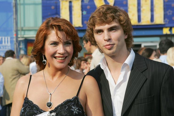 После расставания с Дмитрием Малашенко актриса прекратила распространяться о личной жизни