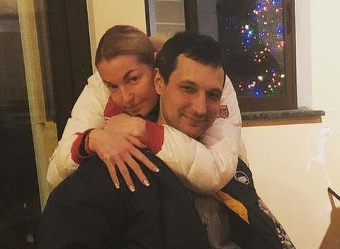 Анастасия Волочкова обвинила бывшего возлюбленного в алкоголизме