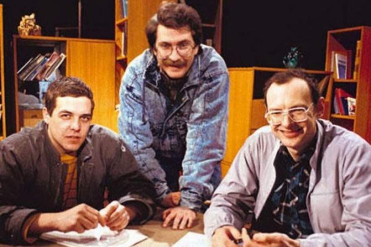 Зрители отмечали, что у ведущих передачи был собственный неповторимый стиль