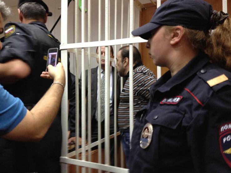 Виктор Батурин уже был в суде несколько раз