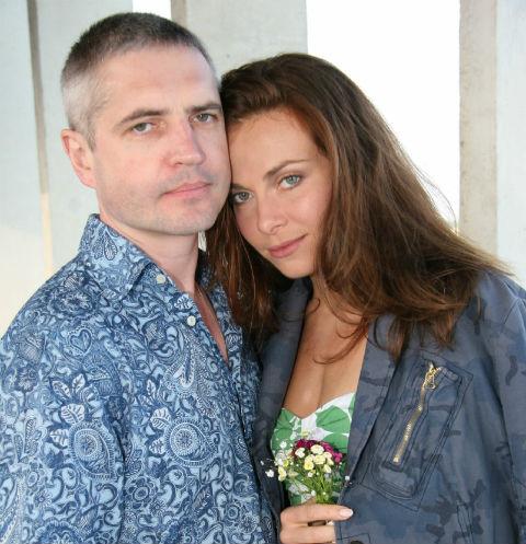 Екатерина Гусева и Владимир Абашкин