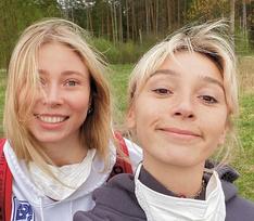 Рассекречено первое путешествие ведущих шоу «Орел и решка» Насти Ивлеевой и Юлии Коваль