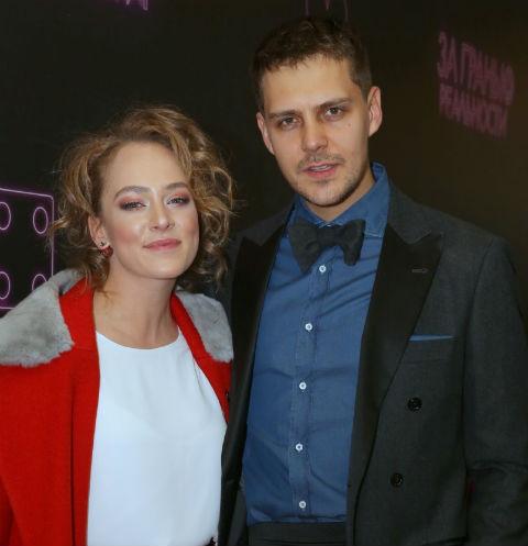 Милош Бикович и Аглая Тарасова