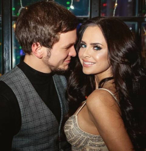 Виктория Романец и Антон Гусев счастливы вместе