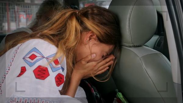 Регина Тодоренко после приема запрещенных веществ