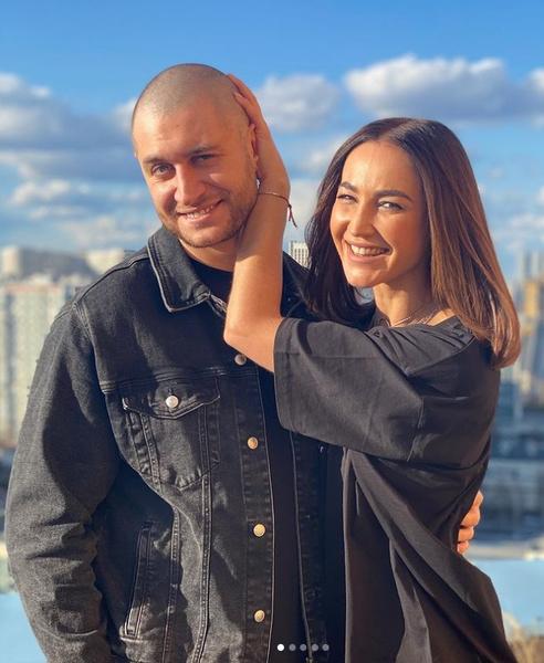 Ольга начала встречаться с Давидом в прошлом году