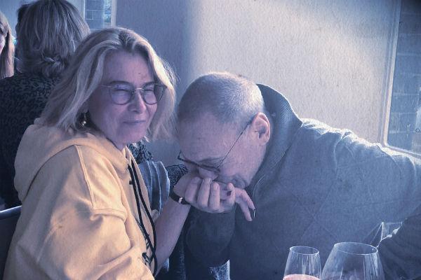 Юлия Высоцкая и Андрей Кончаловский до сих пор сохранили романтику в отношениях