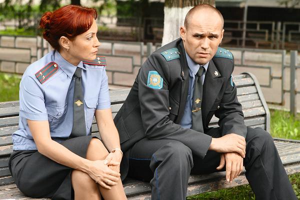 С Максимом Авериным Виктория подружилась на съемках «Глухаря»