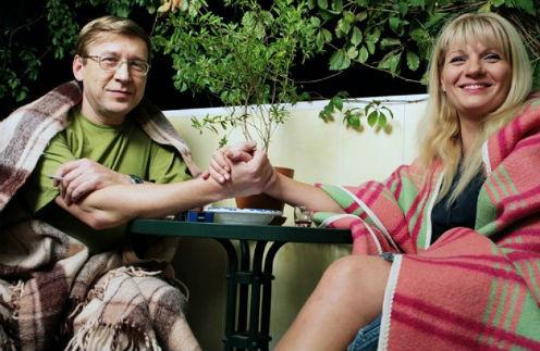 Александр Шаврин и Анна Ардова