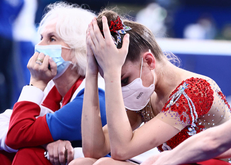 Дина была шокирована итогами Олимпиады
