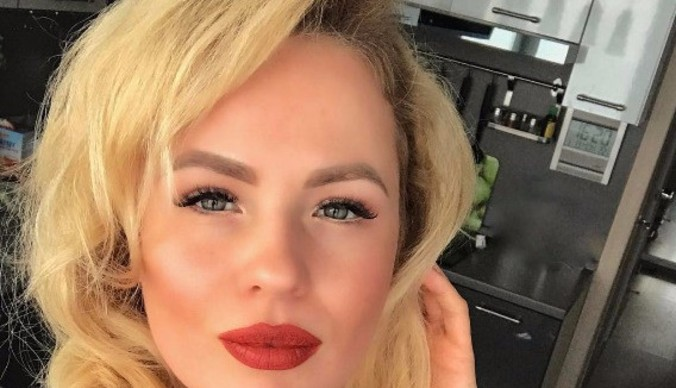 Александра Харитонова: «Мужчины меня просто хотят»