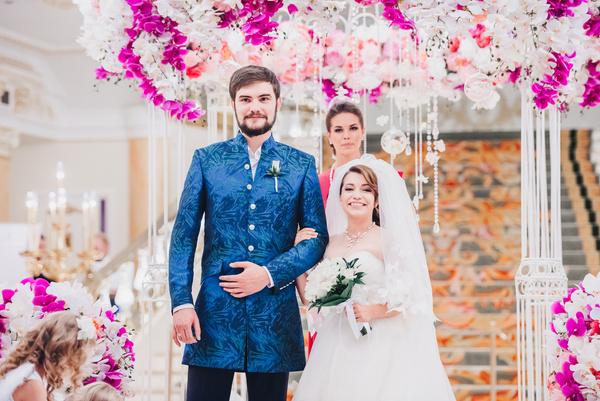 Телесваха потратила на свадьбу наследницы 15 миллионов рублей