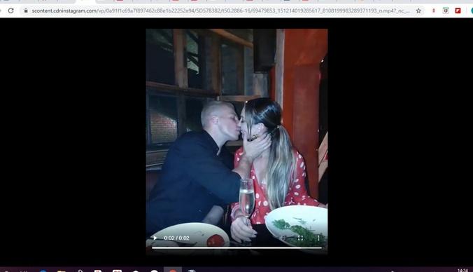 Ольгу Бузову и Олега Майами застали за поцелуями