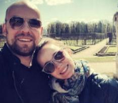 Валерия Ланская рожала вместе с мужем