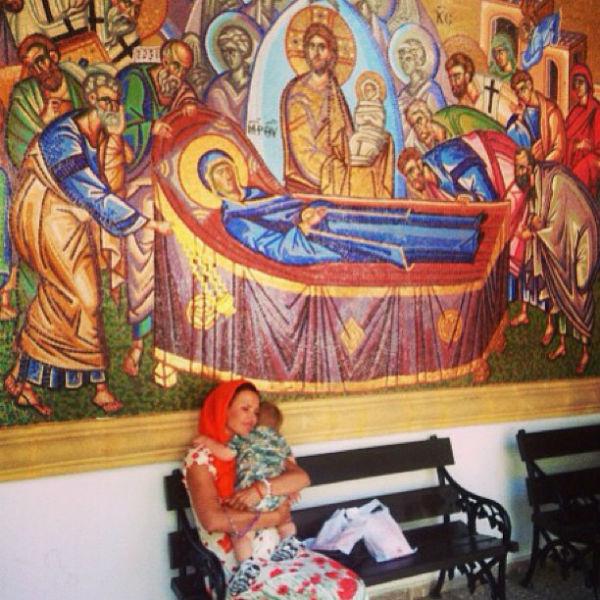 Монастырь Киккской иконы Божьей матери
