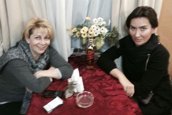 Ксения и Елизавета дружили на протяжении десяти лет