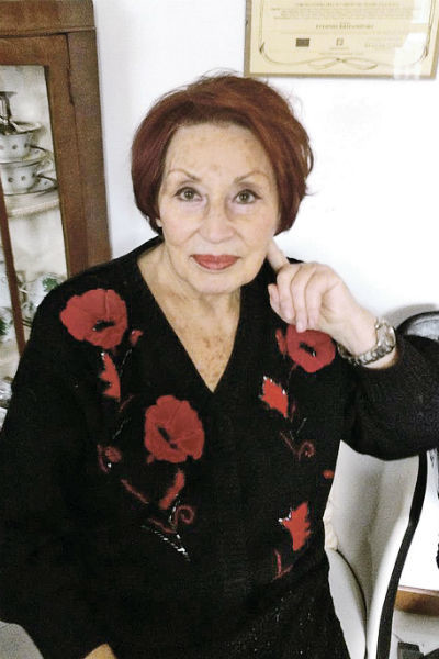 Бывшая супруга Эйвазова выглядит намного моложе своего возраста
