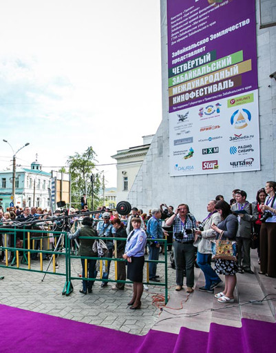 В ожидании гостей фестиваля