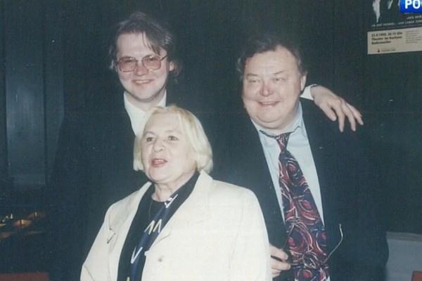 Опорой Вячеслава Невинного стала семья