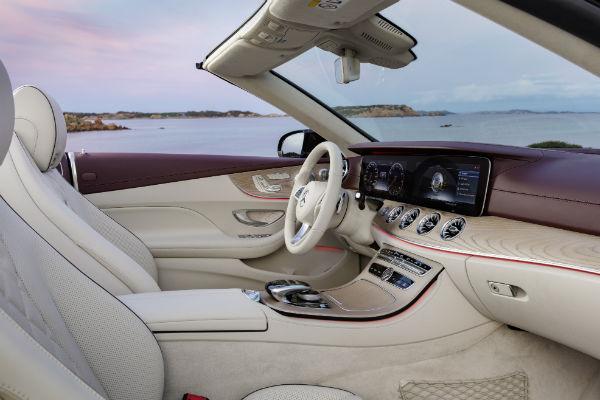 Стиль жизни: Российские продажи нового кабриолета Е-Класса стартуют в августе – фото №2