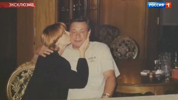 Елена Дмитриева и Николай Караченцов