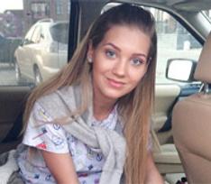 Кристина Асмус впервые показала дочку Настю