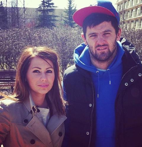 Дарья Дмитриева и Александр Радулов женаты два года
