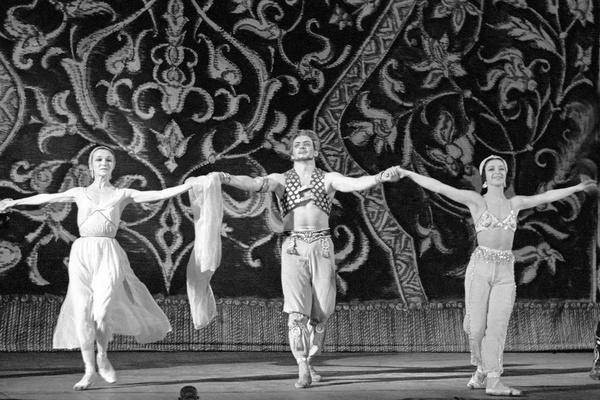 Одним из любовников Галины Брежневой был Марис Лиепа