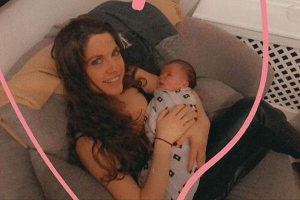 Дочь Дмитрия Хворостовского впервые показала новорожденного ребенка