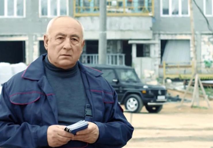 С90-х годов Шухрат Иргашев активно снимался в России