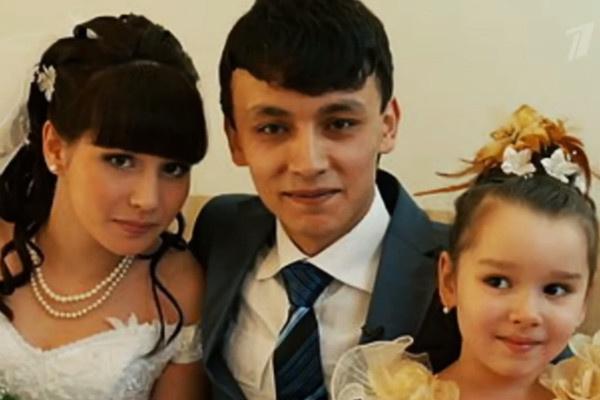 Сейчас дочери Вали и Хабиба уже 13 лет