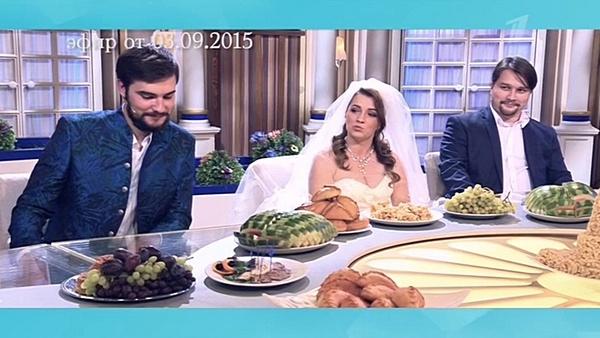 Ксения Сябитова с бывшим мужем Андреем Снетковым и братом Денисом