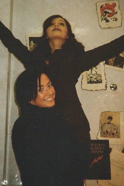 Орлова и Фриске на протяжении многих лет были лучшими подругами