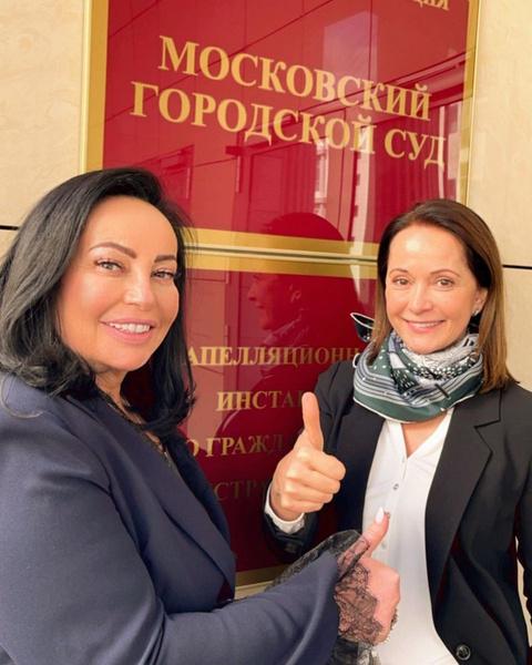 Суд признал квартиру актрисы ее единоличной собственностью