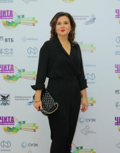 Лилия Савина, директор кинофестиваля