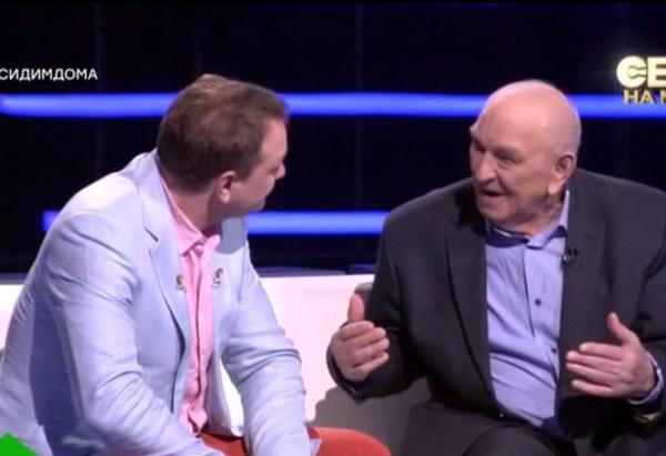 Марат Башаров встретился с биологическим отцом