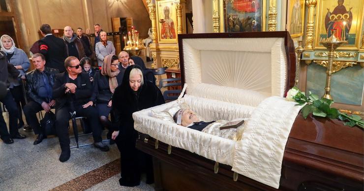 В Москве простились с Вилли Токаревым