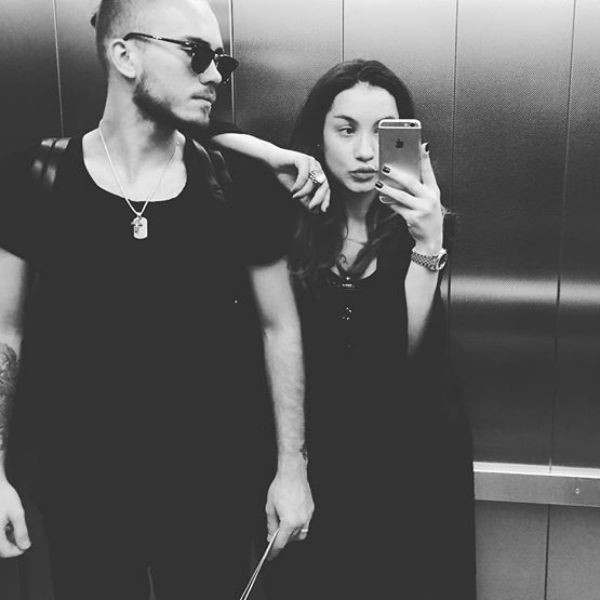 Вика и Дима впервые стали родителями