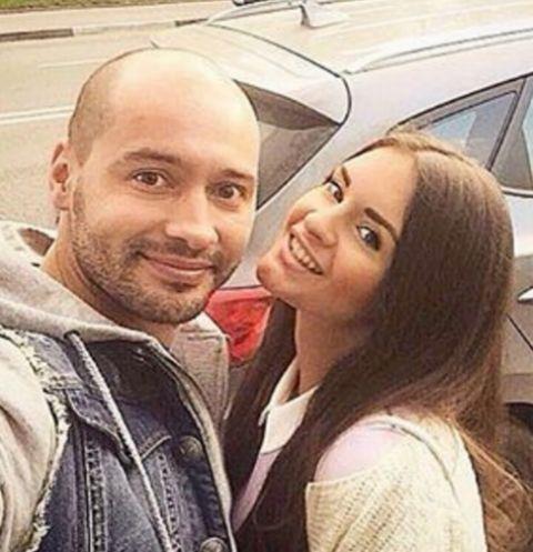 Андрей Черкасов и Стелла Мунас