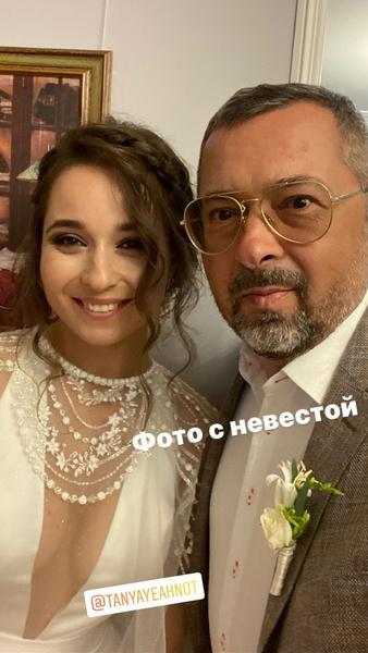 Солист «Дискотеки Авария» Алексей Рыжов выдал дочь замуж