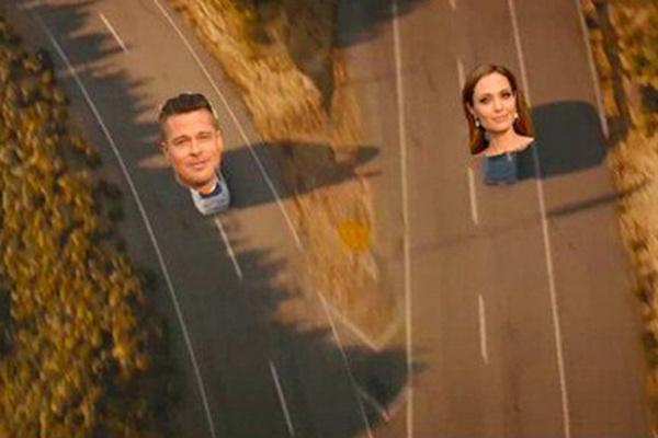 Джоли-Питт-Энистон: лучшие мемы с участием любовного треугольника