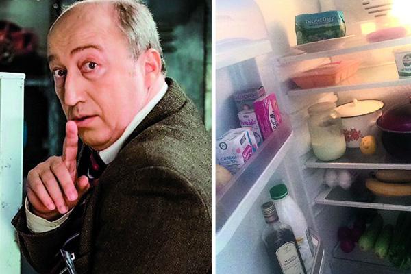 Сергей обожает супы, приготовленные женой