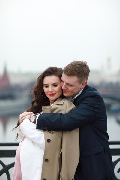Супруги поженились недавно