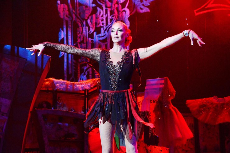 Волочкова требовала с Большого театра 95 миллионов рублей