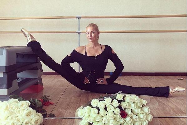 Волочкова считает себя выдающейся балериной