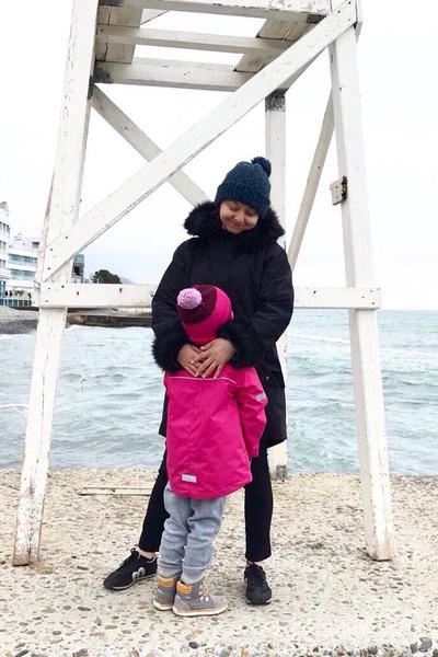Актриса родила дочь 1 декабря 2011-го