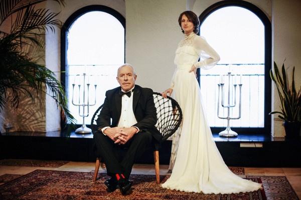 Андрей Макаревич и его супруга провели медовый месяц порознь